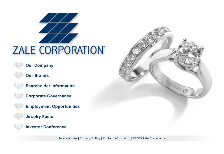 zale corporation 2008